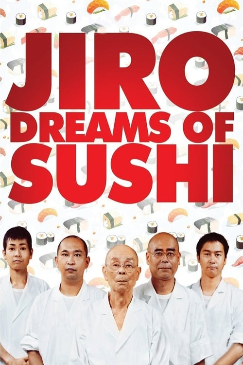 Largescale poster for Jiro Dreams of Sushi