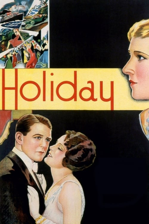 Holiday (1930) Poster