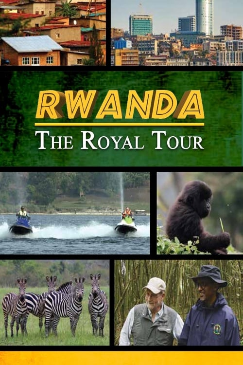 Película Rwanda: The Royal Tour En Español
