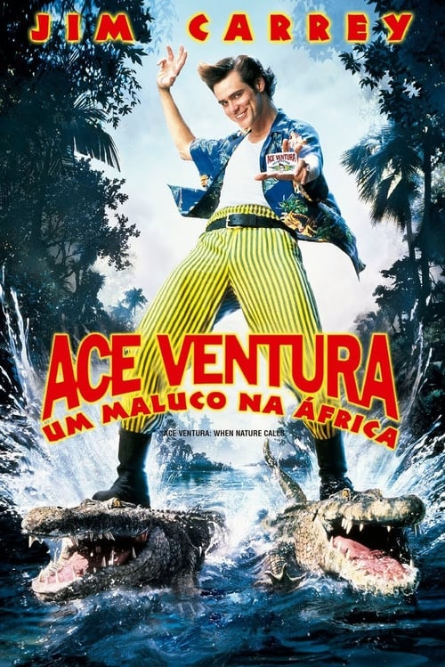 Assistir Ace Ventura 2 - Um Maluco na África - HD 720p Blu-Ray Online Grátis HD