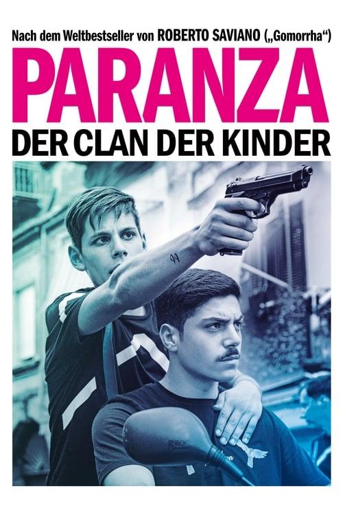 Paranza - Der Clan der Kinder - Poster