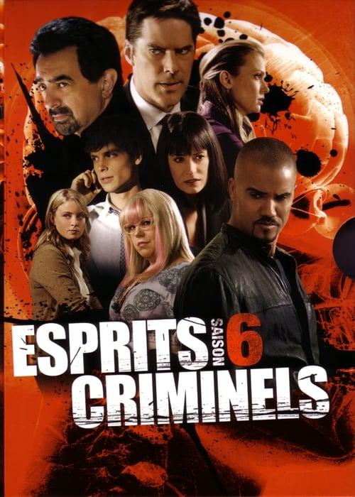 Esprits criminels: Saison 6