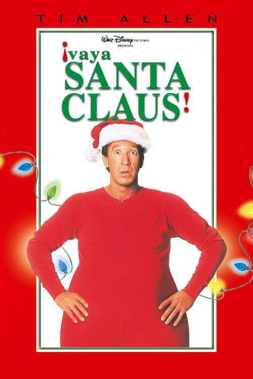 Película ¡Vaya Santa Claus! Con Subtítulos En Español