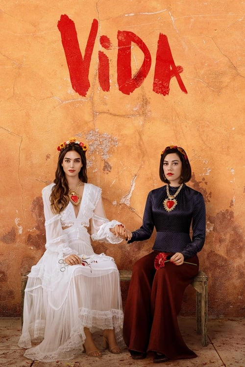The poster of Vida