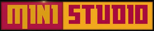 Mini Studios                                                              Logo