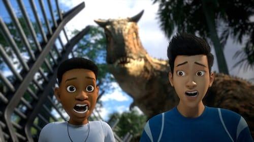 Assistir Jurassic World: Acampamento Jurássico S01E02 – 1×02 – Dublado