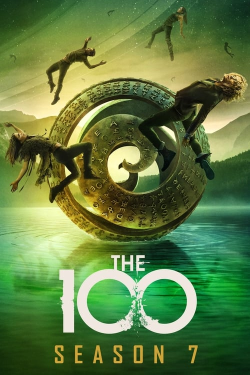 The 100 - TV Show Poster