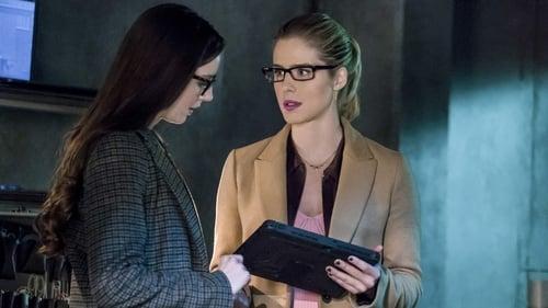 arrow - Season 5 - Episode 16: Checkmate