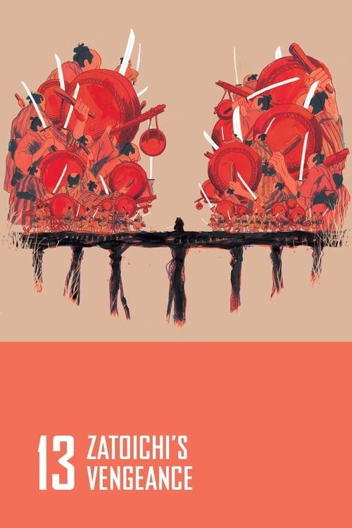 Zatoichi's Vengeance (1966) Poster