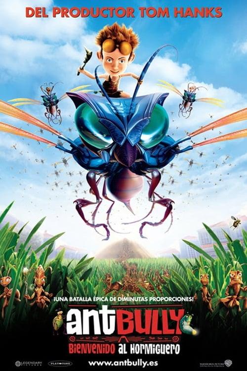 Película Ant Bully, bienvenido al hormiguero En Buena Calidad Hd 1080p