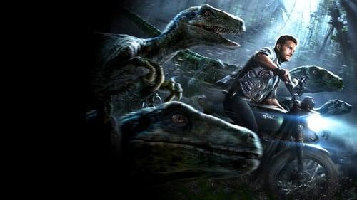 Jurassic World (2015) (Hindi + English)
