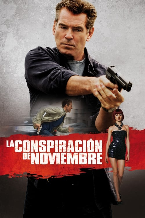 Descargar Película La conspiración de noviembre Completamente Gratis