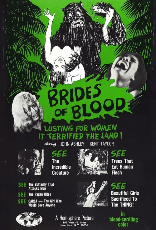 Película Brides of Blood Con Subtítulos