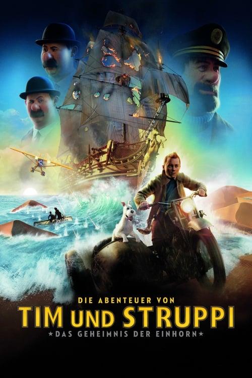 Die Abenteuer von Tim und Struppi - Das Geheimnis der Einhorn - Abenteuer / 2011 / ab 6 Jahre