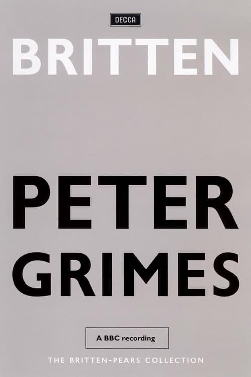 Mira La Película Peter Grimes Con Subtítulos