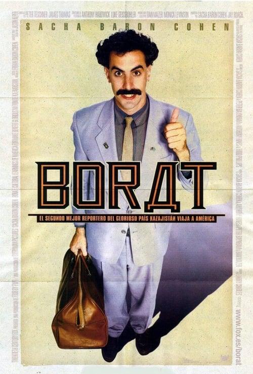 Mira Borat En Español En Línea