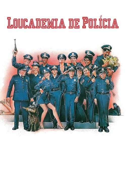 Assistir Loucademia de Polícia (1) - HD 720p Dublado Online Grátis HD