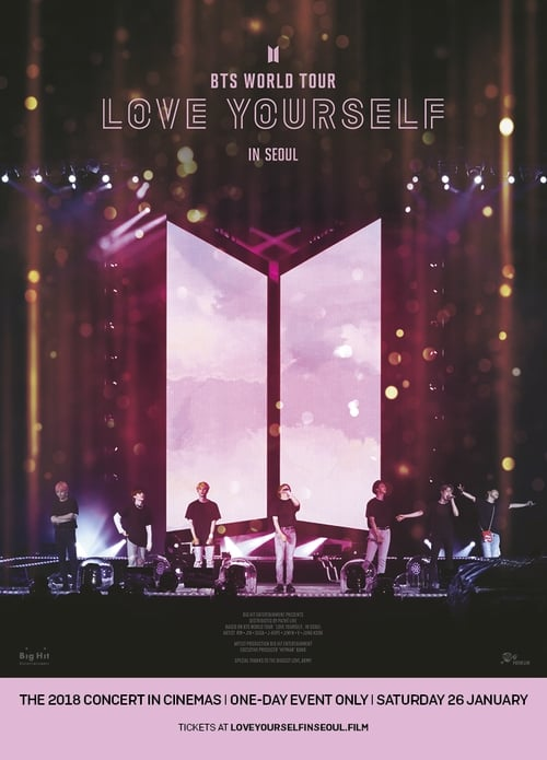 BTS World Tour: Love Yourself in Seoul Look there