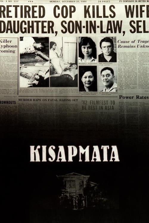 Kisapmata (1981) Poster