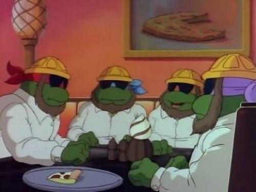 Teenage Mutant Ninja Turtles: Season 3 – Episode Corporate Raiders from Dimension X