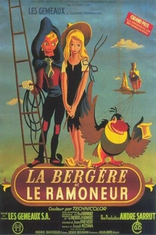 ★ La Bergère et le Ramoneur (1953) streaming Netflix FR