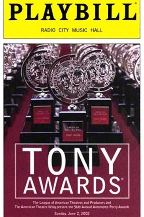 Tony Awards: The 56th Annual Tony Awards