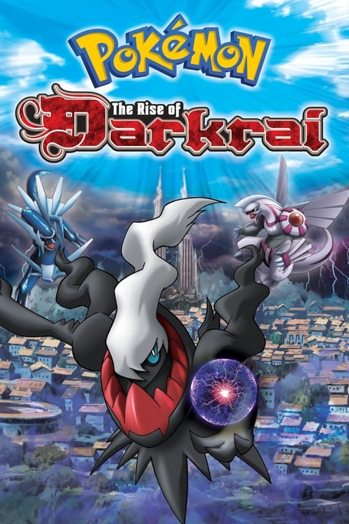 Pokémon 10 - L'Ascension de Darkrai