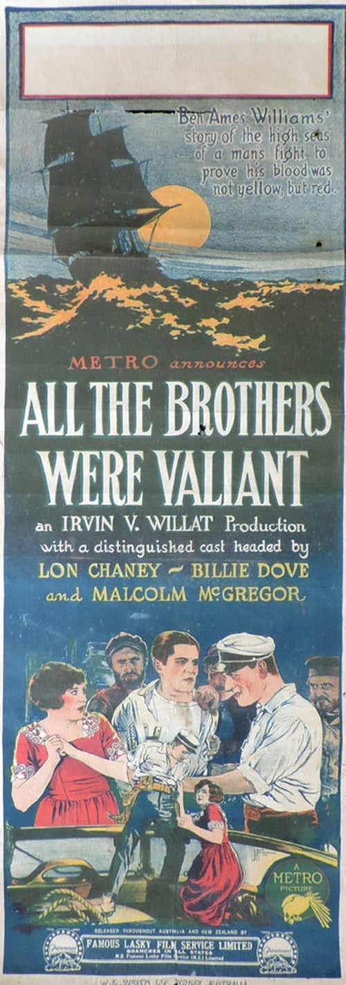 Watch All the Brothers Were Valiant Doblado En Español