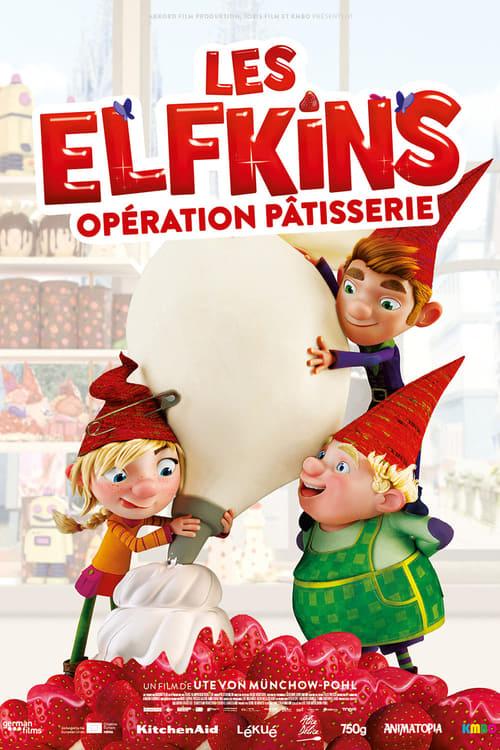 [VF] Les Elfkins: Opération pâtisserie (2020) streaming