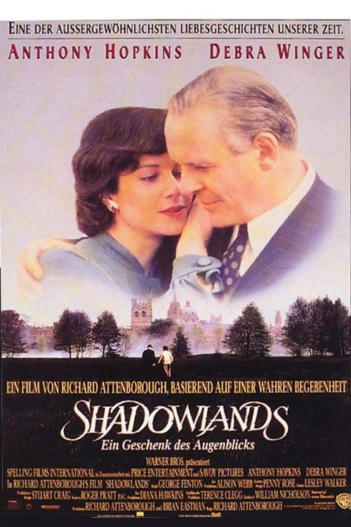 Poster von Shadowlands - Ein Geschenk des Augenblicks