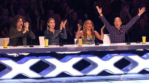 America's Got Talent: Season 8 – Episode Hopefuls perform for the judges (2)