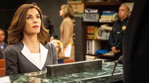 The Good Wife - Season 6 - Episode 1: The Line