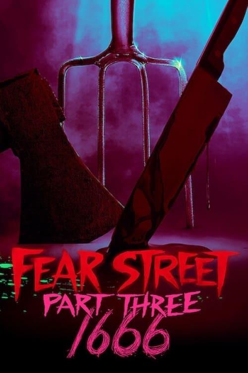 Fear Street Part Three: 1666 - Poster