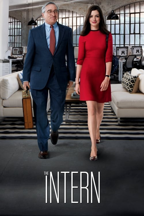 The Intern - Poster