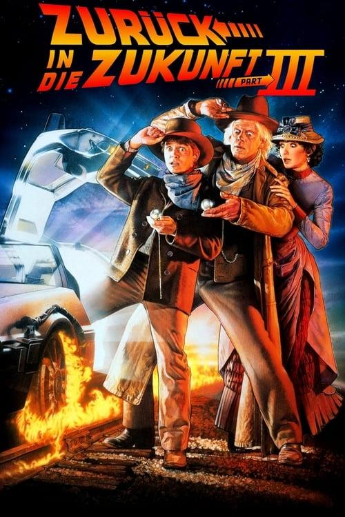 Poster von Zurück in die Zukunft III