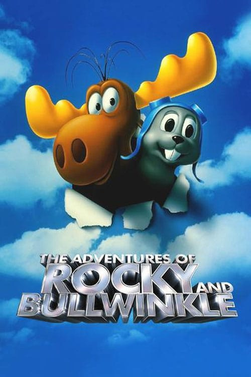 The Adventures of Rocky & Bullwinkle Peliculas gratis