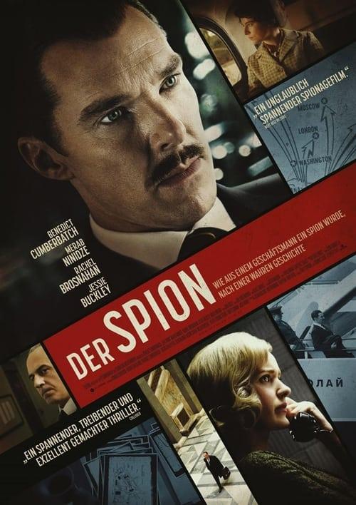 Der Spion - Thriller / 2021 / ab 12 Jahre
