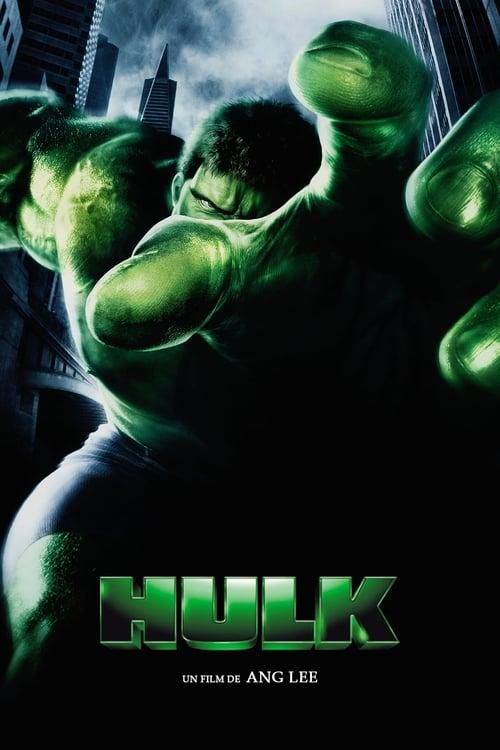 ➤ Hulk (2003) streaming film vf