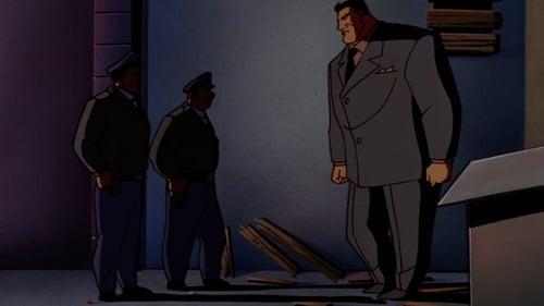 Batman: The Animated Series - Season 1 - Episode 59: Read My Lips
