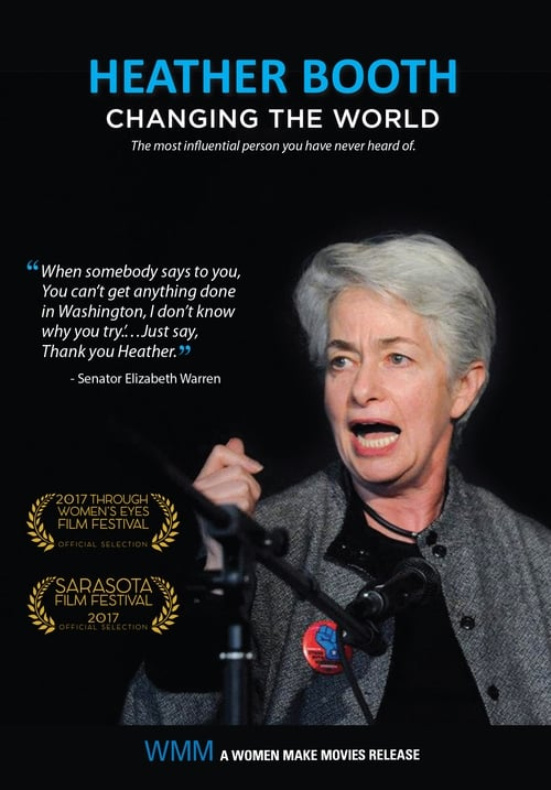Heather Booth: Changing the World (2017)