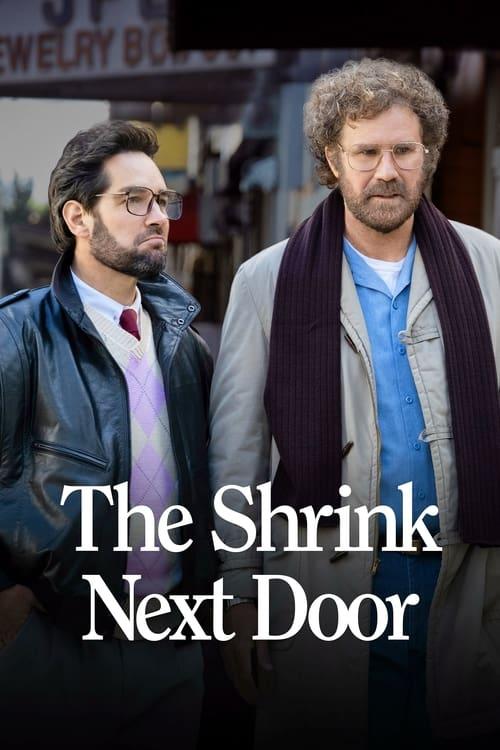 The Shrink Next Door - Poster