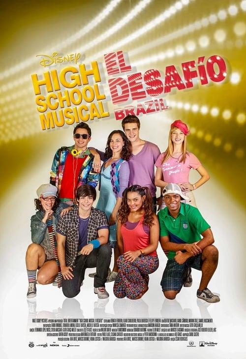 Película High School Musical: O Desafio En Línea
