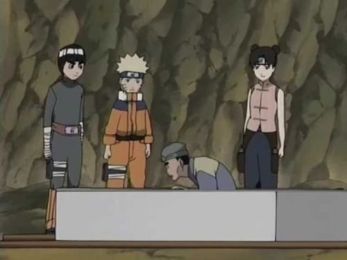 Naruto - Season 3 - Episode 153: A Lesson Learned: The Iron Fist of Love!