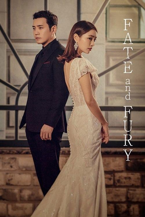 Nonton Drama Korea Fate and Fury (2018)