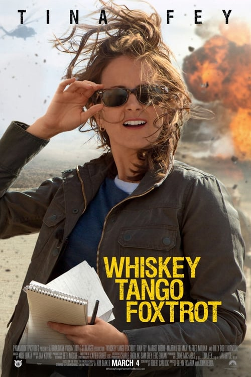 Download Whiskey Tango Foxtrot (2016) Movie Free Online
