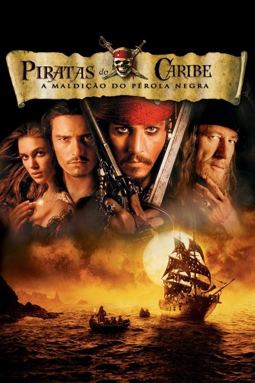 Assistir Piratas do Caribe: A Maldição do Pérola Negra - HD 720p Dublado Online Grátis HD