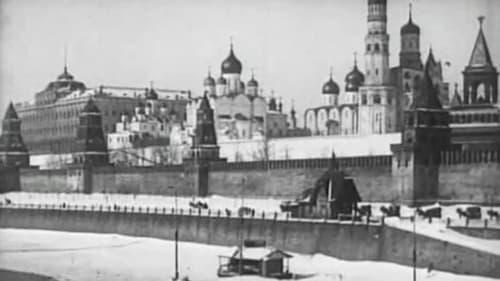 Moscou sous la neige