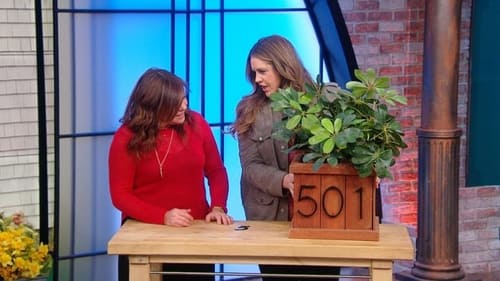 Rachael Ray - Season 13 - Episode 124: Surprise Audience Makeover Leaves Rach Speechless + How To Up Your Curb Appeal On The Cheap