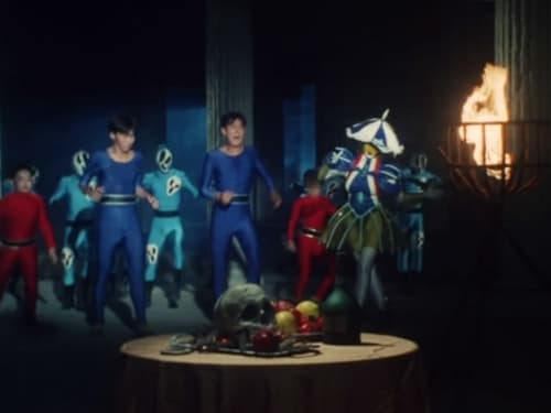 Super Sentai 1994 Blueray: Ninja Sentai Kakuranger – Episode Karakasa Dance Queen!