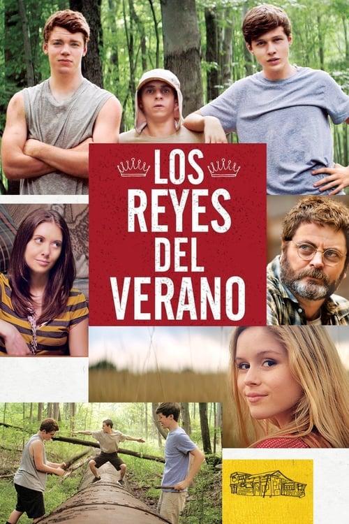Mira La Película Los reyes del verano En Buena Calidad Hd